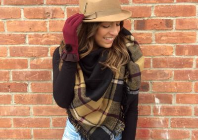 Styling for Fall with Warm Layers
