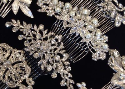 Gorgeous Bridal Combs and Headpieces
